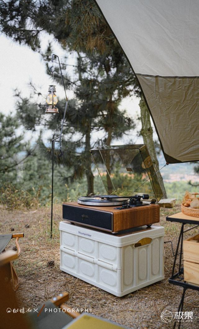 高逼格国货:我带唱机去露营,Syitrenparon黑胶