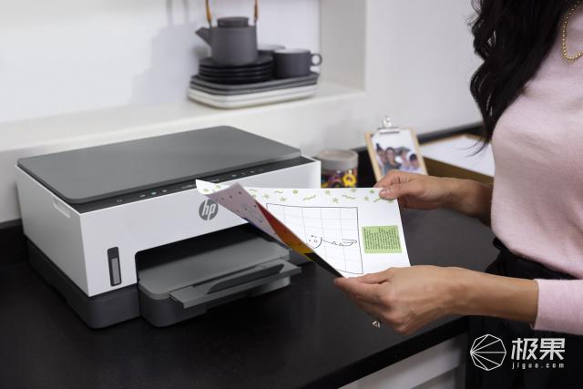 惠普发布10款家用打印机!新增自动双面打印,品质再升级
