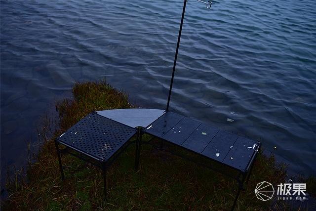 让户外生活更具仪式感,Snowline雪线碳纤维折叠桌试用