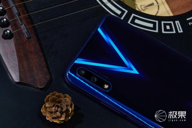 榮耀9X系列圖賞:電感X紋理后殼+4800萬后置三攝,掃街吸睛利器!