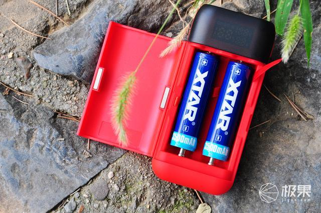 充电器和充电宝合二为一,XTAR爱克斯达PB2S体验
