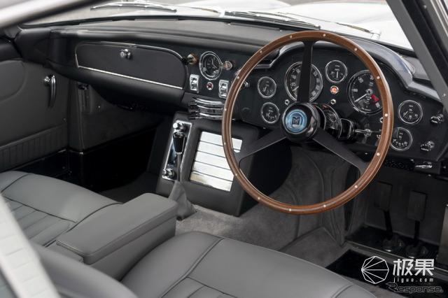 阿斯顿•马丁DB5时隔55年再次复活!全球限量25台,售价2424万