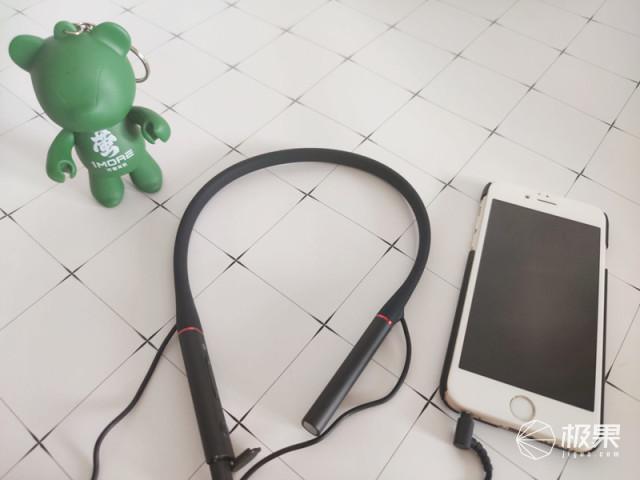 """""""抗风噪"""",新一代周董代言同款1MORE降噪圈铁蓝牙耳机!"""
