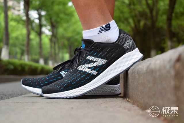 「体验」NB的进阶|NBZantePursuit跑鞋,定义运动之道!