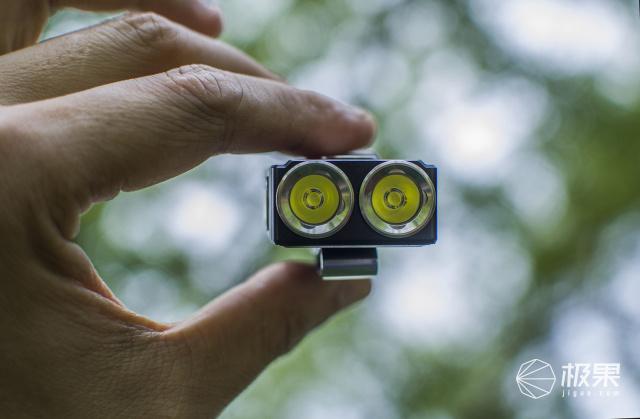五灯双向,随身照明:锐孚天使之眼E200s手电