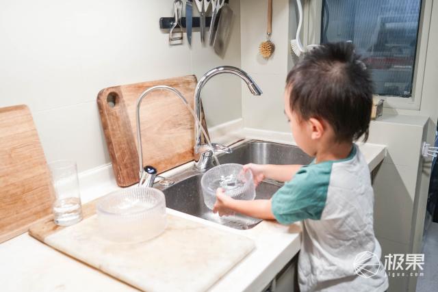 京品测评|喝的水不健康?净水率高达67%的净水器,让你轻松喝到直饮水!