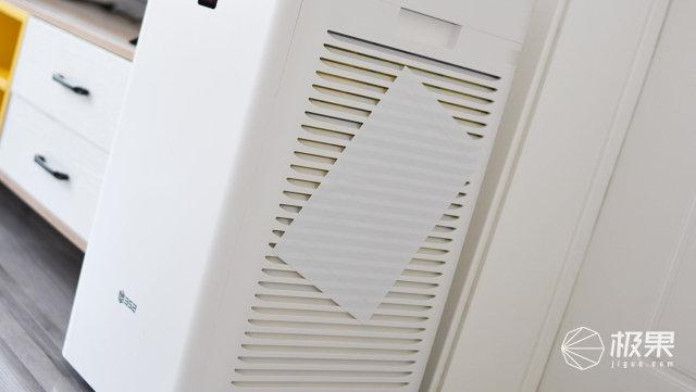352除过敏原空气净化器Y106:洁净空气鼻炎克星