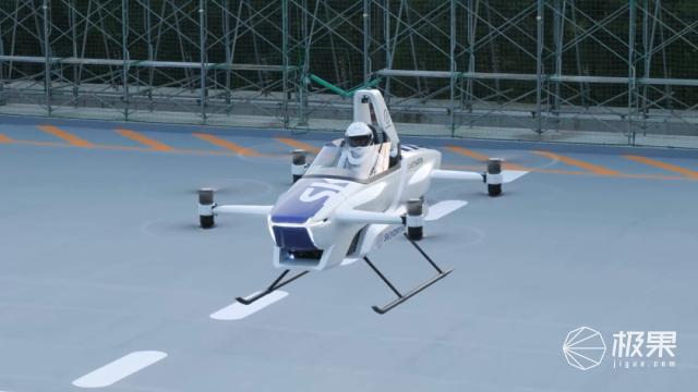 黑科技翻车了?岛国公司展示载人无人机,最大问题却被悄悄掩盖……
