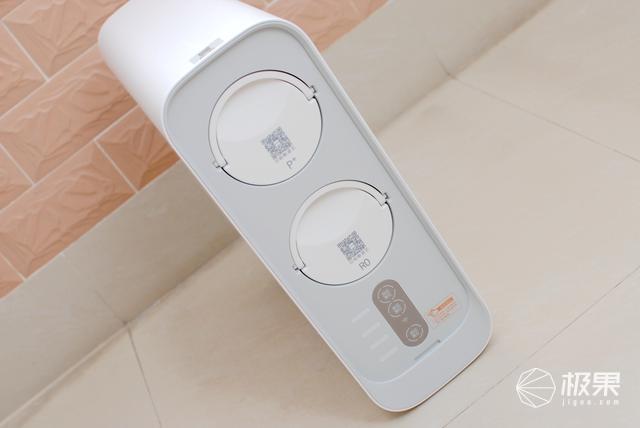 RO反渗技术,鲜活直饮健康用水:九阳除重金属抑菌净水器R7s