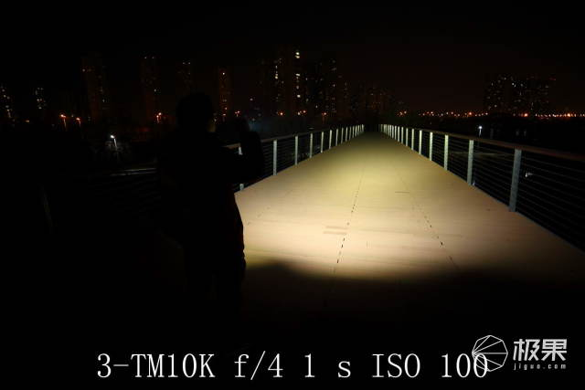 要多亮有多亮9000流明掌上超級探照燈NITECORETM