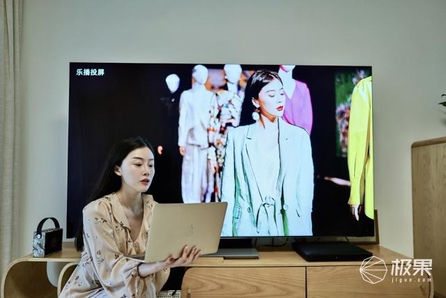 斜杠KOL的独居密友:三星NeoQLED8K电视覆盖时髦感,超清晰画质畅享全视界