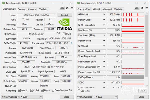 铭瑄终结者RTX2060:光线追踪+DLSS从外而内自带光