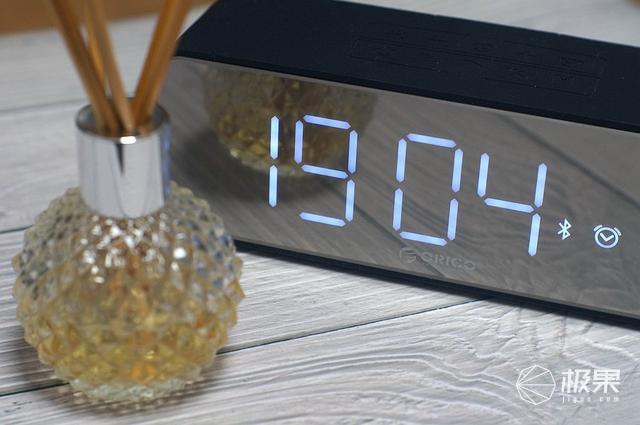 时钟音乐照镜子一个都不能少女王节就需要这样的ORICO