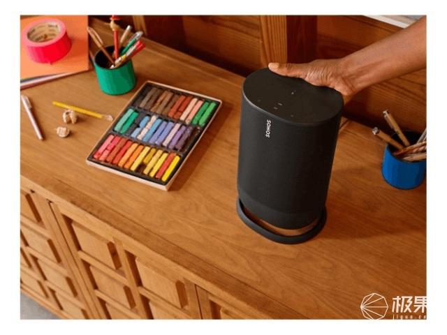 「新東西」全自動調音,Sonos即將推出新款便攜式音箱