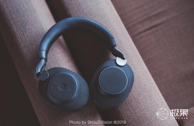 JabraElite85h降噪耳机,戴上它世界都安静了