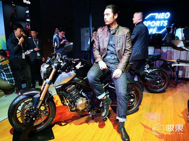 Honda发布四款摩托车引领不同Style生活方式