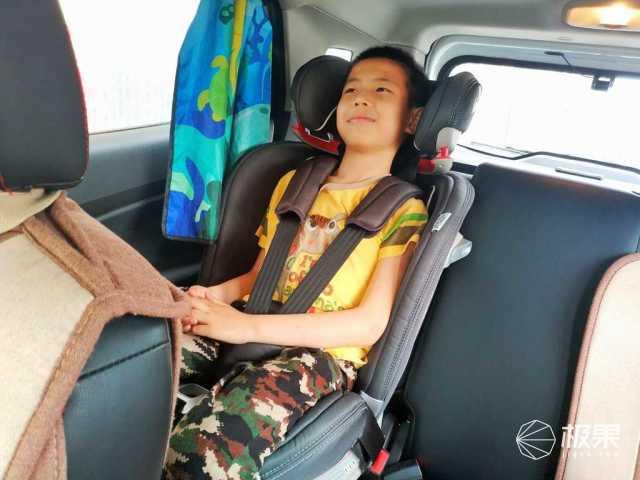 宝宝安心、父母放心 kiwy艾莉儿童安全座椅体验