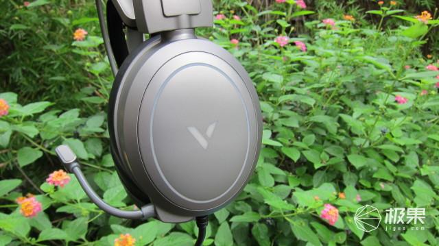 不止是虚拟7.1声道,由外及内感受雷柏VH610头戴式耳机