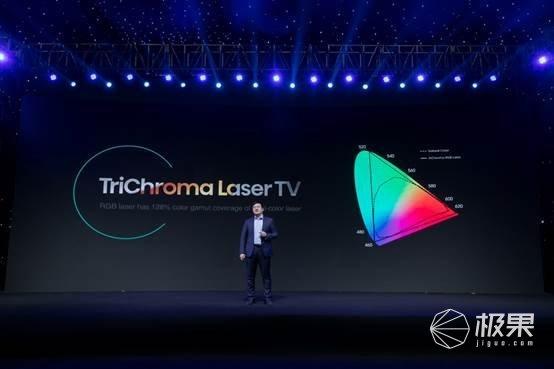 激光电视普及!海信CES发布L9F系列电视,可六路视频通话