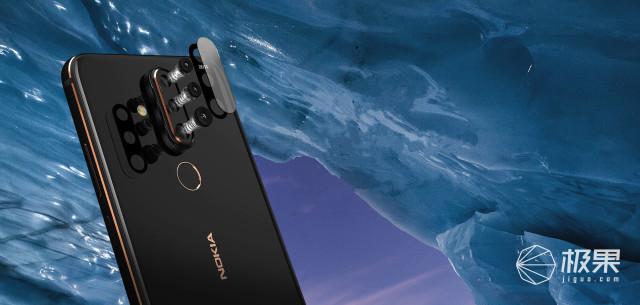NokiaX71在台发布:4800万蔡司三摄,打孔全面屏