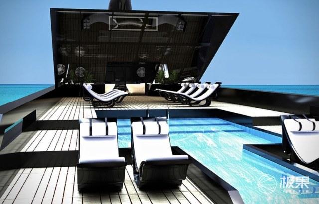 全球最极端的超级游艇!BlackSwan黑天鹅游艇或正式量产