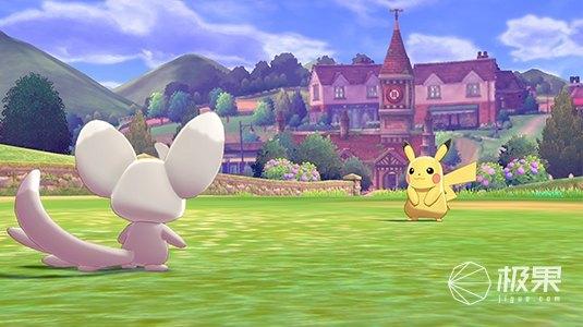 任天堂发布《宝可梦剑/盾》:正统续作自带官中,年底发售