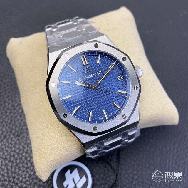 ZF厂爱彼皇家橡树15500精钢腕表做工到底怎么样?