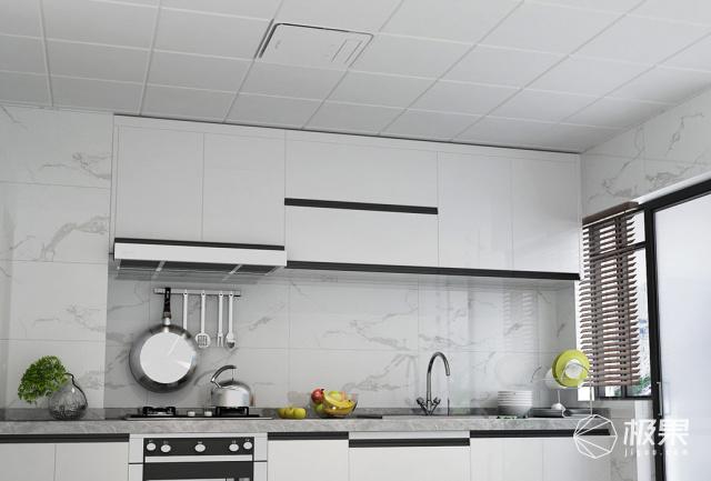 「新东西」Yeelight推出厨房智能凉霸,做饭不再大汗淋漓