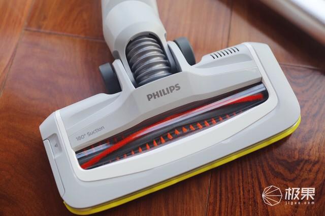 飛利浦(PHILIPS)SpeedPro手持無繩吸塵器FC6722