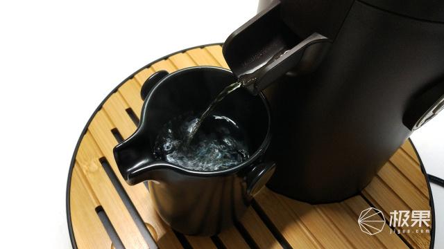 懒人泡茶神器,三分钟就能出好茶|TEAMOSA智能泡茶机