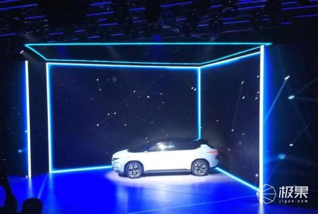 宝骏汽车品牌升级!首款智能SUV上市,前脸镶了颗钻石?
