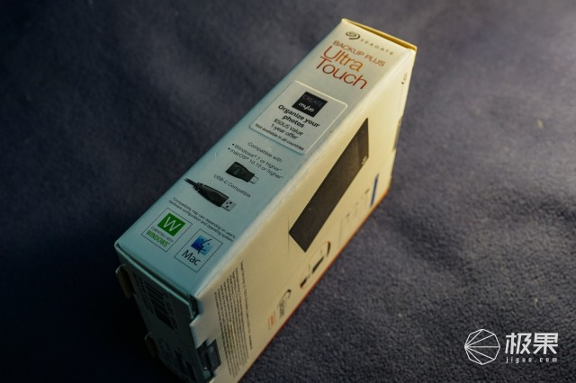希捷(SEAGATE)锦系列1TB移动硬盘