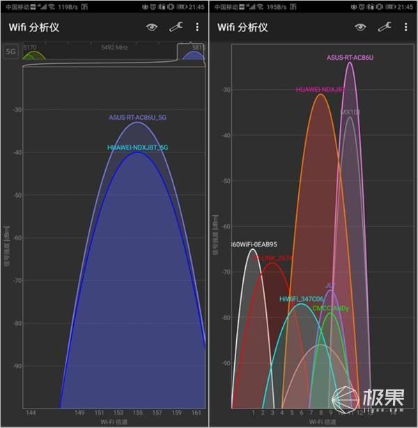 高性价比游戏路由器,谁更适合你?华硕RT-AC86U、荣耀路由Pro2对比评测