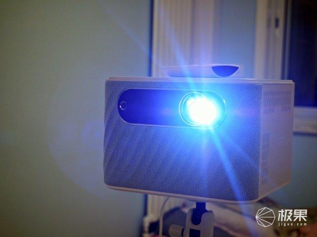令人满意的育娃影音神器:联想智能投影仪T500体验