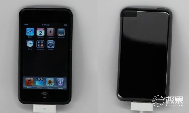 回归经典!下一代iPodtouch或将采用类似MacPro的黑色涂层