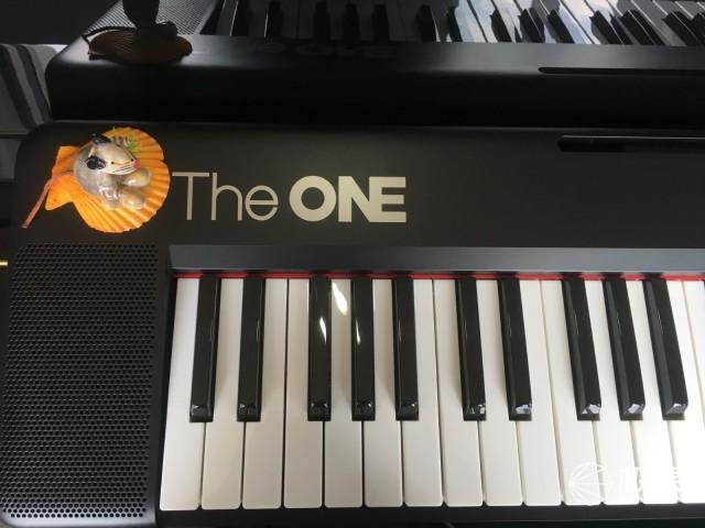零基础轻松学电子琴?TheONE电子琴Air来了