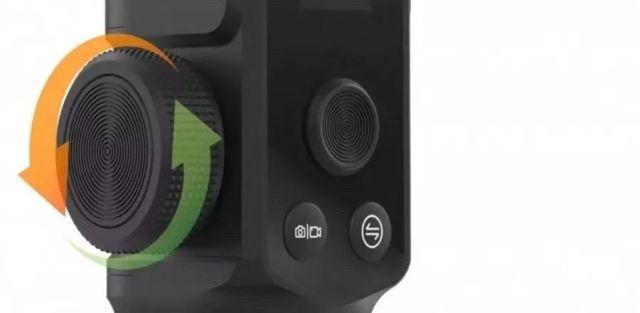 【上手体验】飞宇G6MAX全能稳定器(运动相机手机卡片