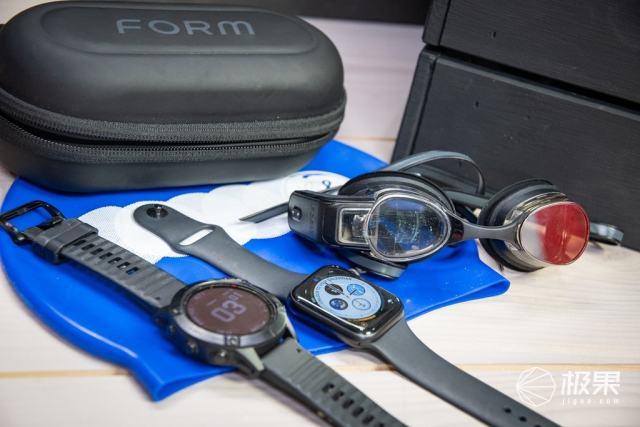 FORM发布AR游泳护目镜,可实时跟踪游泳位置,售价1388元起