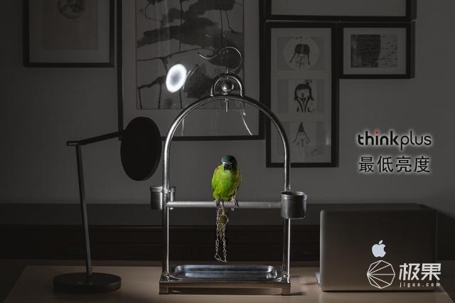 圣家族大教堂的晨光:thinkplus自然光谱台灯