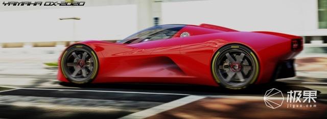 雅马哈首款超级跑车OX99-11V12来袭!最大马力达400匹