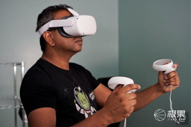 OculusQuest2正式发布!搭载骁龙XR2处理器,售价2020元起