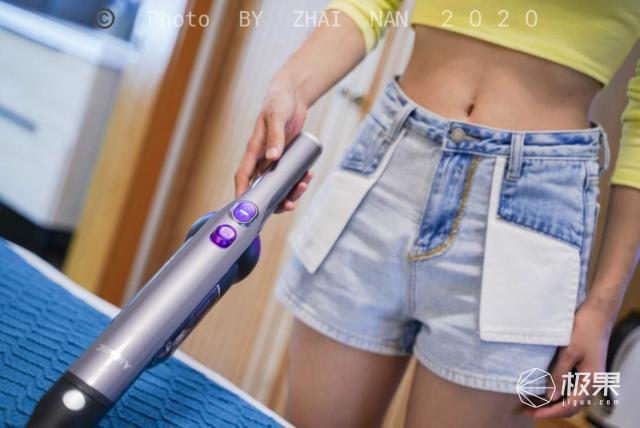 当选年轻人的第一款手持轻便吸尘器,不是小米,吉米P7体验