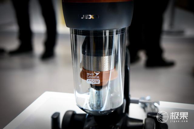 莱克魔洁M12吸尘器亮相:450W/10万转超强电机,死角污渍一吸而??!