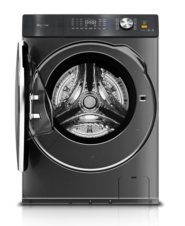 专业清洁除菌!惠而浦沁活系列洗烘一体洗衣机京东上市