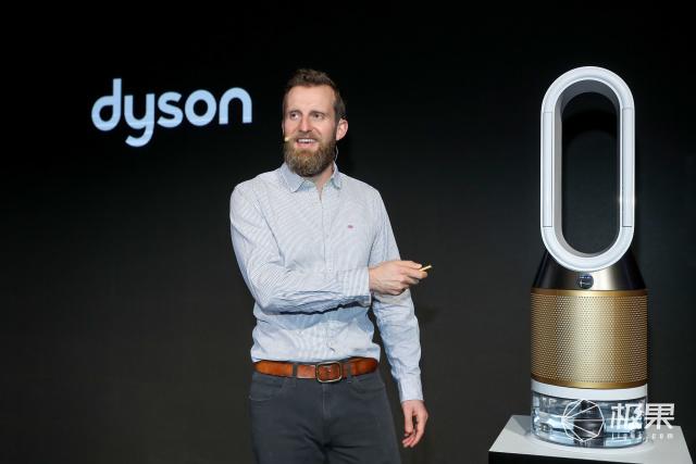 戴森(Dyson)DysonPureHumidify+CoolCryptomic™加湿空气净化风扇