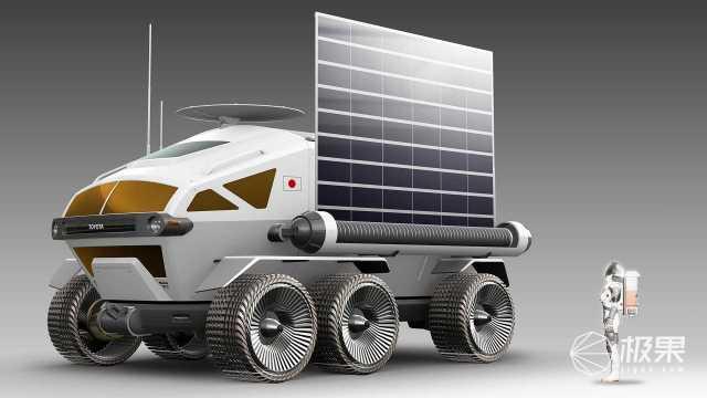 NASA第一款登月漫游车曝光!或与日本丰田汽车联合开发制造