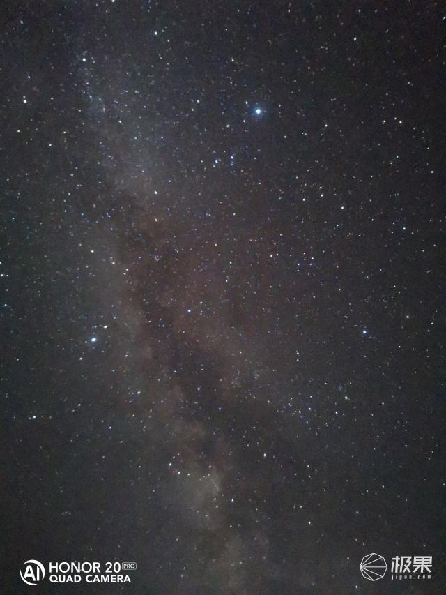 """""""火星""""奇幻漂流!荣耀20PRO的星夜探险大片"""