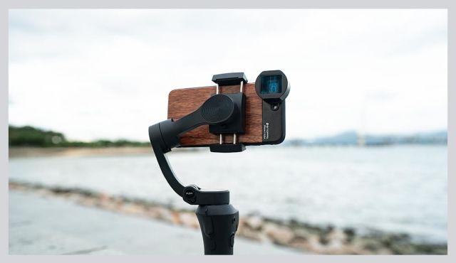 Snoppa手机电影宽屏变形镜头