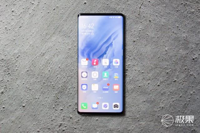 屏占比99.6%!NEX35G版评测,瀑布屏就是手机的未来?