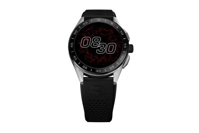 TAGHEUER泰格豪雅推出新一代奢华智能腕表,极具数字体验